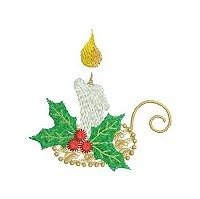 Embroidery design of a christmas candle..jpg