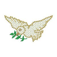Embroidery design of a peace dove flying with an olive branch..jpg