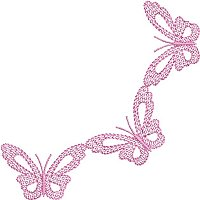 Decorative Pattern embroidery design 6a