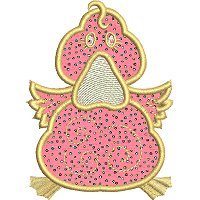 Image of petfarmduck1applique200.jpg