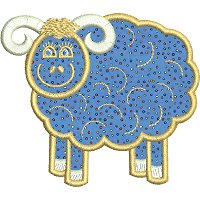 Image of petfarmsheep1applique200.jpg
