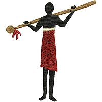 Embroidery design of a Maasai man.jpg