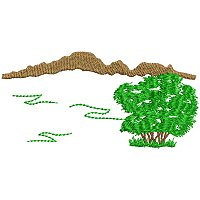 Embroidery design of a African landscape.jpg