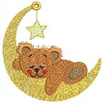 Link to Moon Babies embroidery designs