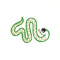 Small embroidery design of a snake for machine embroidery.jpg