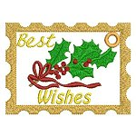Link to the Christmas 2005 embroidery design collection