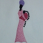 Link to the Ethnic Women 2 embroidery designs